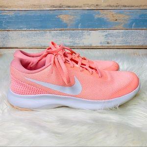 Nike • Flex Experience RN 7 Orange Glow Pink